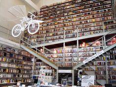 Las librerías más bonitas del mundo Ler Devagar (Lisboa)