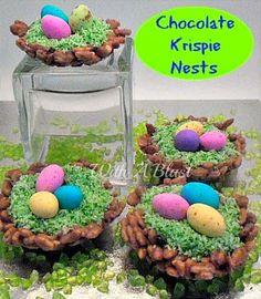 Creative and Delicious: Delicious Easter Ideas