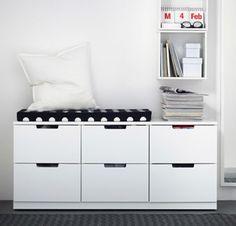 Biancheria in ordine - IKEA
