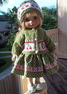 ann estelle | Ann Estelle Cherry Knit | Flickr - Photo Sharing!