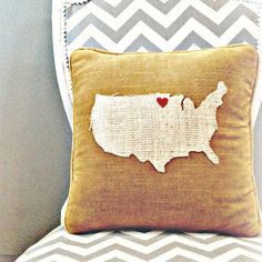 State Crafts: DIY Craft Projects for Your Home State
