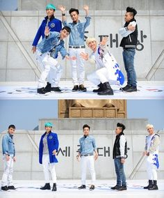 "Big Bang releases their ""Visit Korea"" CF #allkpop #kpop #BigBang"