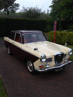 Wolseley Maintenance of old vehicles: the material for new cogs/casters/gears/pads could be cast polyamide which I (Cast polyamide) can produce Classic European Cars, Classic Cars, Us Cars, Sport Cars, Vintage Cars, Antique Cars, Austin Cars, Automobile, Classic Motors