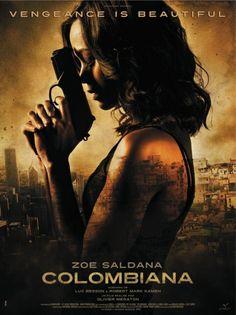 Zoe Saldana Colombiana  