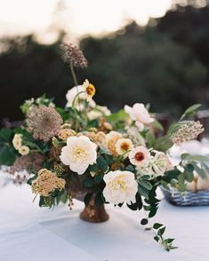 Wedding Centerpieces to Steal for Your Thanksgiving Table