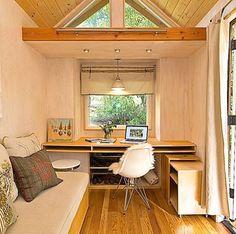 GoAltaCA   Modern 140-square-foot tiny Californian home designed by Ojai architect Vina Lustado of Sol Haus Design (Video)