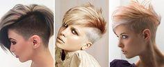 Модная стрижка пикси - 2016 на короткие и средние волосы