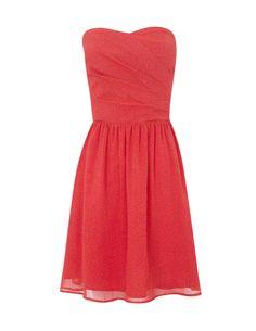 Vestido rojo Blanco red