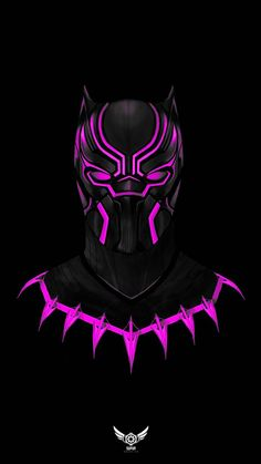 Black Panther Purple wallpaper by SupunGraphics - 94c1 - Free on ZEDGE™