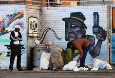 Graffiti by Rekzo