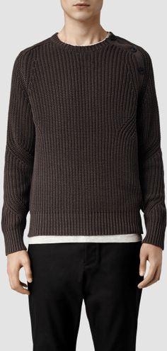 Scotch /& Soda Shawl Collar Pullover T-Shirt Bambino
