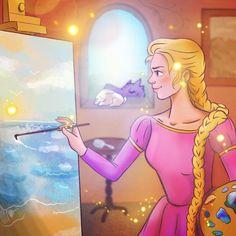 Barbie Rapunzel, Barbie Princess, Childhood Movies, My Childhood, Fan Anime, Anime Art, Barbie Drawing, Barbie Images, Barbie Movies