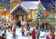 Christmas eve magic