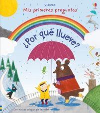 Con ayuda de simpáticas ilustraciones y textos sencillos, este libro aclara un sinfín de cuestiones sobre los fenómenos climáticos que intrigan a las jóvenes mentes científicas más curiosas. ¿Por qué llueve? ¿Cómo se forma el arco iris? ¿Cuál es la temperatura del sol?... http://rabel.jcyl.es/cgi-bin/abnetopac?SUBC=BPSOh&ACC=DOSEARCH&xsqf99=1834959