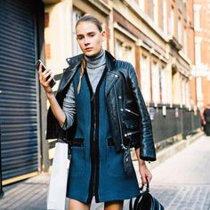 4 Ways To Wear Your Leather Jacket