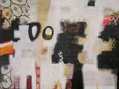 Acrylic on deep canvas, 90x120cm www.facebook.com/billedkunstner.charlotte.eland www.charlotte-eland.dk