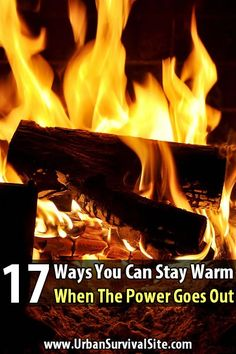 Hypothermia claims the lives of over 1,000 people in the U.S. every year. This is why you need to be prepared to keep warm without relying on your furnace.