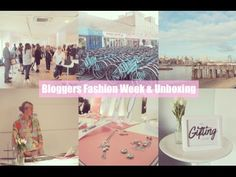 Aine's Wardrobe | Bloggers Fashion Week Event & Gifting Unboxing