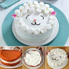 Lamb Cake Tutorial                                                                                                                                                                                 More