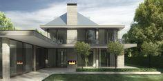 DENOLDERVLEUGELS Architects & Associates / Moderne landelijke villa Zeist