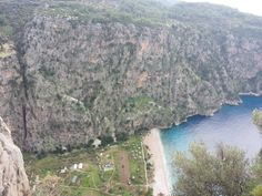 Butterfly Valley by Sedat Şener on 500px #500px #Butterfly Valley #Fethiye #Mugla #Turkey #ButterflyValley #KelebeklerVadisi