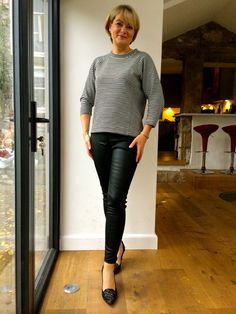LADY OF THE MONTH: NIKKIof MIDLIFE CHIC   I cannot remember how I came across Nikki's blog Midlife Chic  a while ago but it might have...