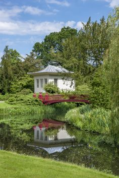 The Chinese House at Shugborough, 1747. ©National Trust Images/Andrew Butler