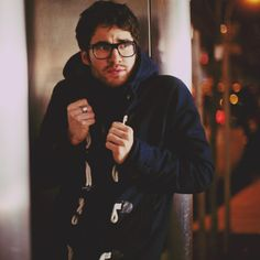 Darren Criss should not be allowed to exist. He is ruining my life.