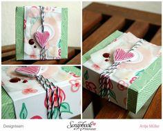 Kleine Geschenkbox {April-Kit}