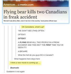 18 Times Canada Confused The Hell Out Of Everyone On Tumblr