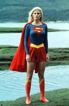 SuperWoman! Halloween costume this year.. I think yes :)