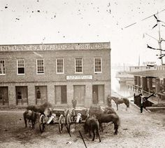 Chattanooga, Tennessee about 1864