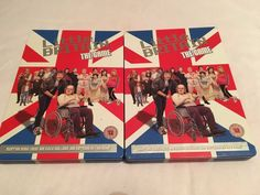 Only £3.39!! Little Britain DVDs in metal tins x 2
