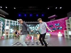 After School Club Ep165 with KAI & BAEK HYUN of EXO(엑소) Behind Clip #1