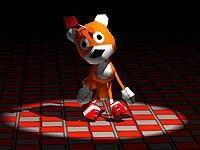 The Sonic, Sonic The Hedgehog, Nurse Ann, Tails Doll, Classic Sonic, Eyeless Jack, Sega Saturn, Pixel Art, Character Art