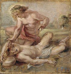 Der Tod des Hyacinth, Paul Rubens [1577-1640]
