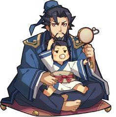 Cao Cao & Cao Pi