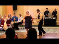 Mother And Sons Fun First Dance