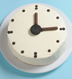 Aprendiendo la hora #receta #torta