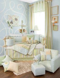 2011 / 2012 Nursery Room Ideas For Baby Girls   Pregnancy Baby Blog