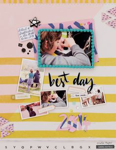 Tell Stories on Your Scrapbook Pages Scrapbooking Layouts, Scrapbook Pages, Crate Paper, 4 Photos, Layout Inspiration, First Photo, Mini Albums, Cardmaking, Crates