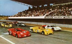 At the Estoril circuit's 1972 opening, the entry list for it's first endurance race was quite extensive, but the majority of the foreign drivers didn't in the end accept the invitation to race. Only Briton Roger Heavens would face some of the best national drivers at the wheels of cars such as the Chevron B21, Lotus 62, Lola T280, Porsche 906, Porsche 911, Lotus 47, Alpine A110, plus Mini Cooper S prototype. Portuguese driver Carlos Gaspar would go to be the winner in # 89 Lola T280, Team…