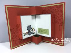 Hello and Welcome to another Fancy Folds Blog Hop! We are a team of Stampin' Up! demonstrators, who have come together to showcase di...