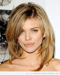 2014 medium Hair Styles For Women | ... -medium-hair-styles - Latest Medium Short Hairstyles for Women 2014