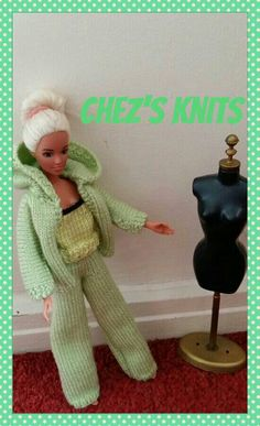 Hey, I found this really awesome Etsy listing at https://www.etsy.com/uk/listing/468349857/barbie-dolls-outfit-top-jacket-and