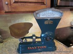 Dayton Scale Refurbished