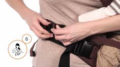 How To Hip Carry in the Ergobaby Carrier
