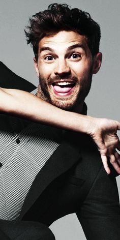 Jamie.... ::favorite face of all time (from Red magazine photoshoot w/Gillian Anderson)