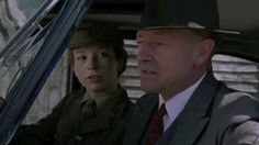 Just a little something to celebrate the friendship between Foyle (Michael Kitchen) and Sam (Honeysuckle Weeks).