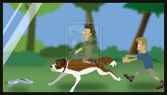 Chris Kratt, Martin Kratt and Heidi by RicoRob.deviantart.com on @deviantART